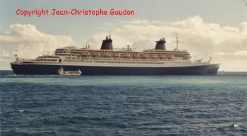 ss Norway - Photo 10 - Great Stirrup Cay Island