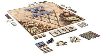 Deadwood-Plateau de Jeu