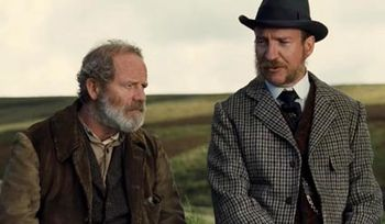 Cheval de Guerre - Peter Mullan et David Thewlis
