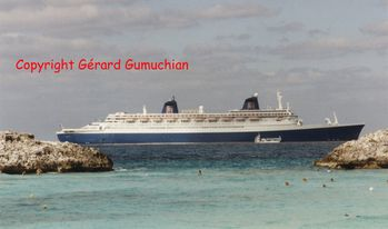 ss Norway - Photo 11 - Great Stirrup Cay Island