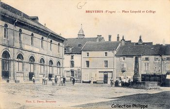 191BRUYERES Place du College 02