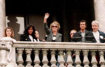 Brigitte Bardot (avec François Bagnaud) - Opéra (19 novem