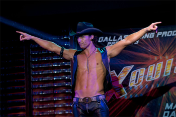 Magic Mike - Matthew McConaughey