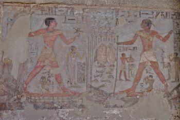 045 ASSOUAN Tombes bas reliefs