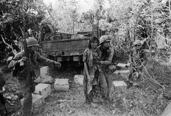 Cambodge guerre