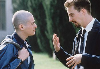 american history x racism A movie american history x (1988) deals with white supremacy and racism we can see a variety of racial representation in this movie we're now going to see implicit.