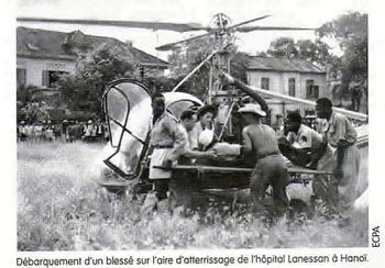 Evacuations sanitaire Indochine (1)