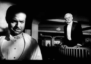 Citizen Kane - Orson Welles et Joseph Cotten