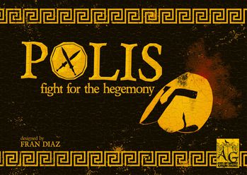 Polis-Fight for the Hegemony-Boite jeu