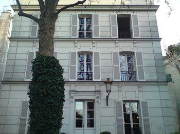 façade hôtel particulier