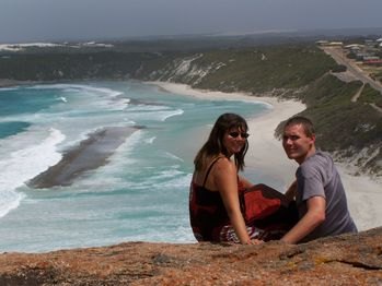 0085.Contemplation de West Beach - Esperance