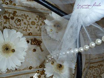 Chandelier mariage 830