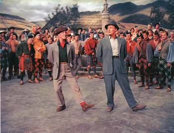 Brigadoon - Gene Kelly et Van Johnson