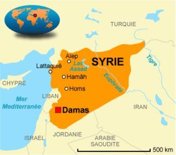 Syrie-carte