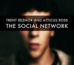 The Social Network - cover CD