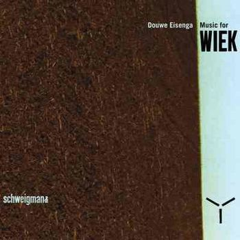 Douwe Eisenga Music for Wiek