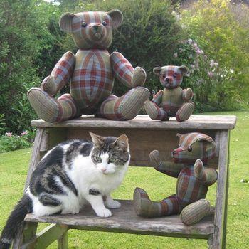 woolmill teddy