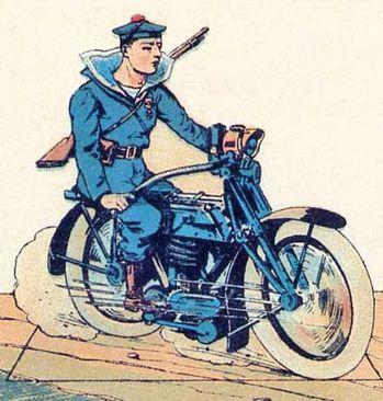 1914 Fusilier motocyclis147