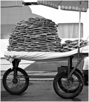 Koulouri chariot