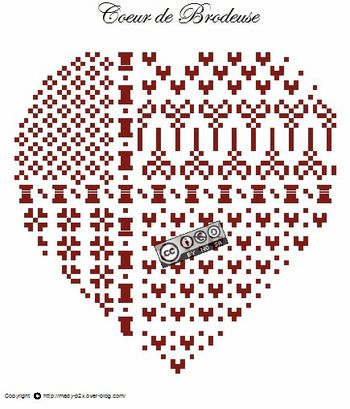 Coeur de Brodeuse 2010