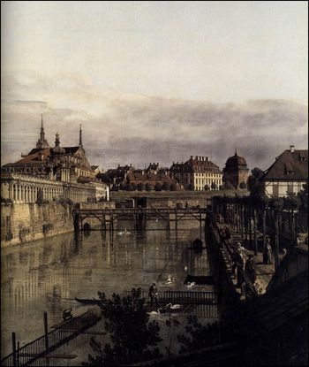 bellotto zwinger dresde