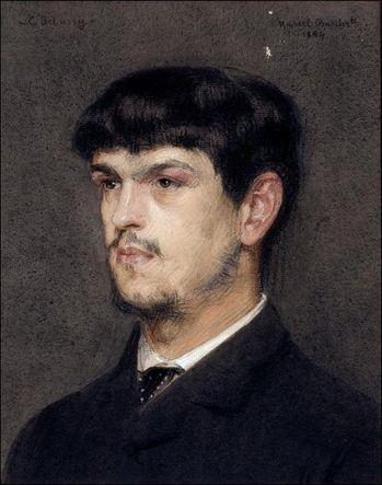 marcel baschet claude debussy 1884