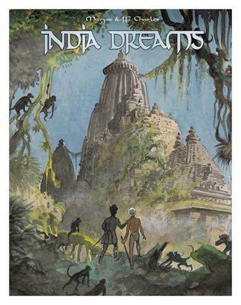 India Dreams 6 couv