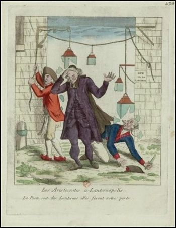 les aristocrates a lanternopolis