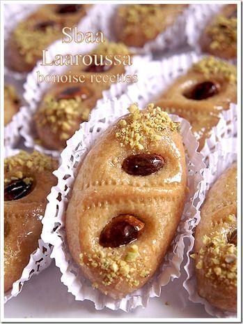 gateau-algerien-pour-ramadan2 thumb