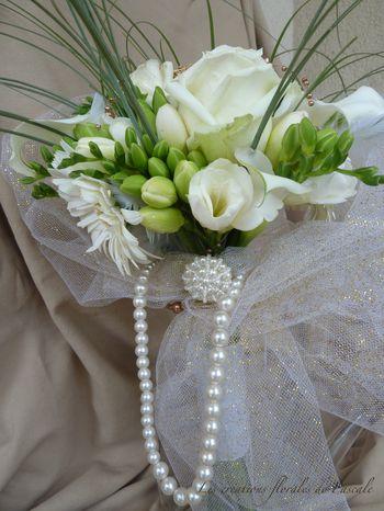 Bouquet de mariée Céline