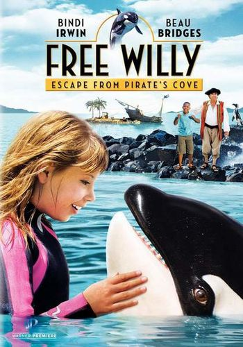 sauvez Willy - affiche