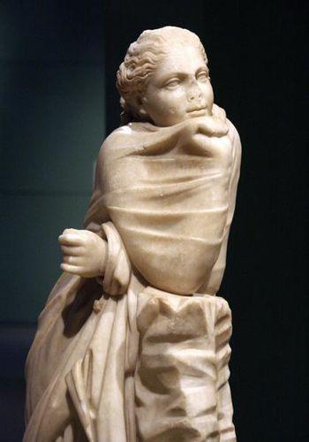 391n Rome, Montemartini, muse Polymnie, copie de Rhodes 2