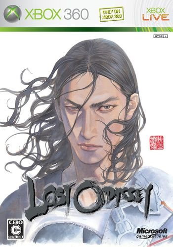 lost odyssey couv