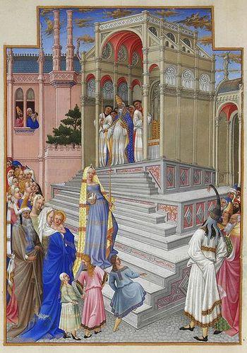 421px-Folio_54v_-_The_Purification_of_the_Virgin.jpg