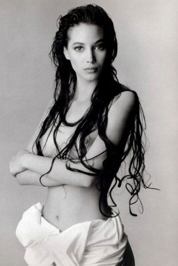 richard avedon christy turlington