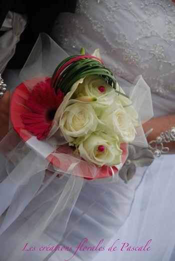 Bouquet de mariée FLO