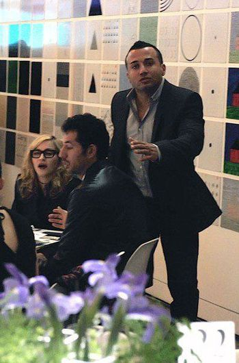 Madonna at the Volkswagen/MoMA event in New York - May 23, 2011