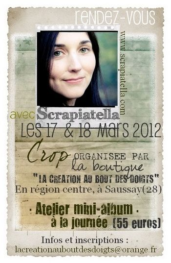 affiche crop Saussay