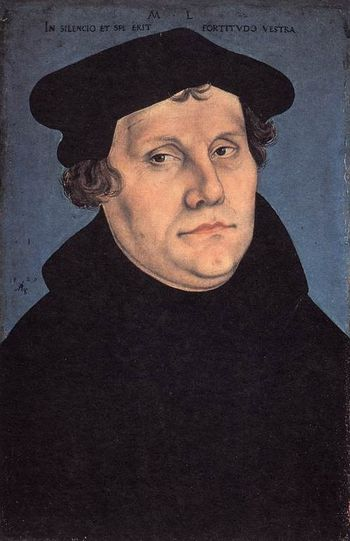 lucas cranach ancien martin luther