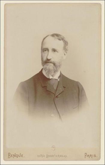 wilhem benque theodore dubois 1880