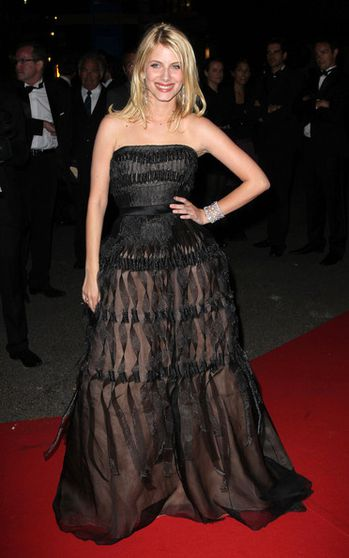 Melanie+Laurent+Dinner+Gala+Agora+Dior cannes 2011