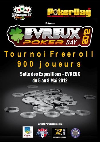 flyers everux poker day