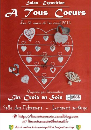 Distrib - Affiche LCS 2012red