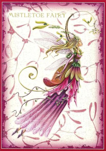 carte fée du gui