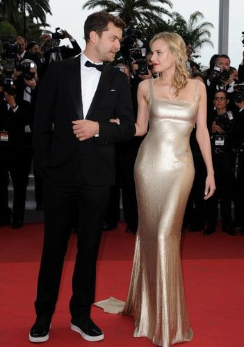 Diane+Kruger+Cannes+2011+Sleeping+Beauty+Premiere+Calvin Kl