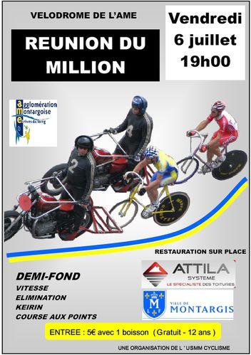 affiche million 2012