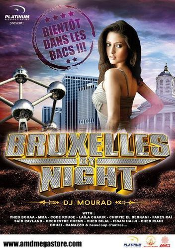 """Bruxelles By Night"" by Platinum AMD Megastore"