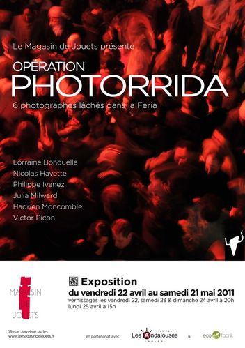 Photorida affiche web