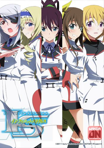 IS: Infinite Stratos IS-copy