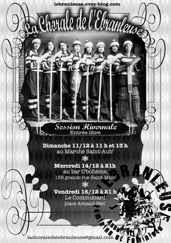flyer Chorale SessionHivernale 2011